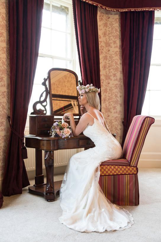 The Bridal Suite of Burton Court