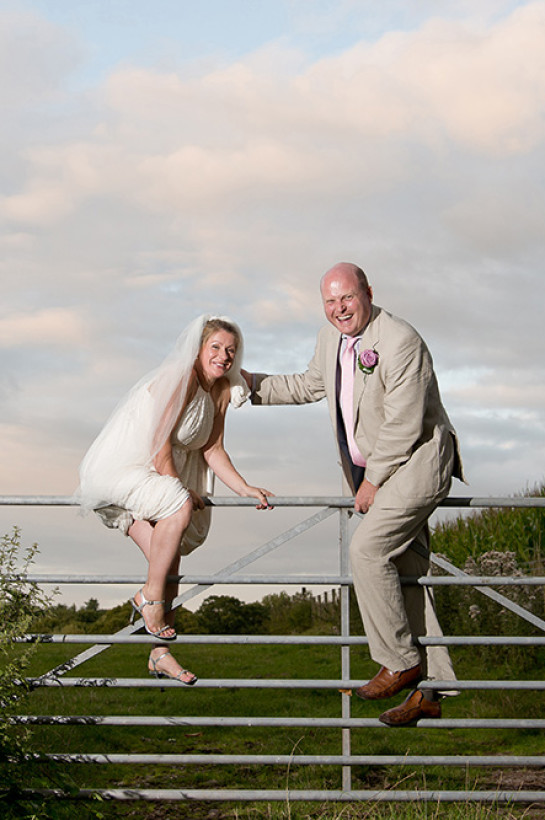 Edward and Helen Simpson. We will climb over hurdles to make your event happen!