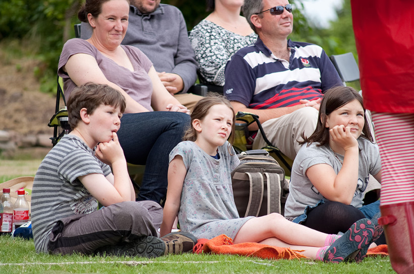 Open Air Theatre Productions are great family entertainment with memorable acting performances.