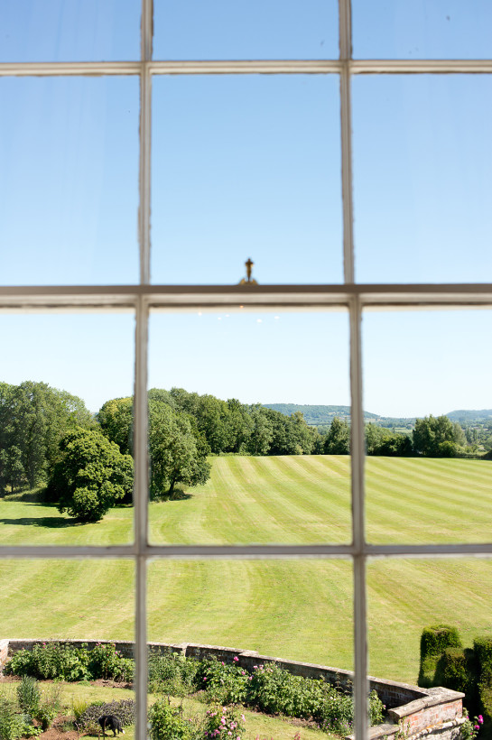 Room with a View. Luxury Bed and Breakfast experience for guests