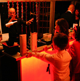 A cocktail bar can be organised for your party. We have contacts who can do flair and mixology for extra panache.