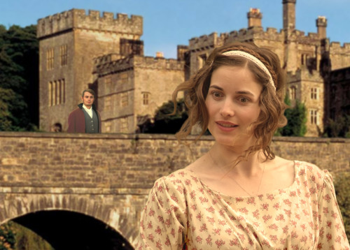 Northanger Abbey by Jane Austen. Open Air Theatre performance to be held by Heartbreak Productions.